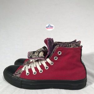 Converse Double Upper All Star High Tops